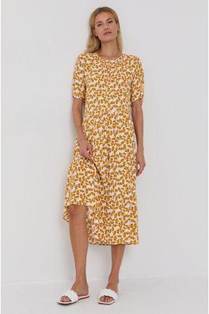 VILA Kobieta Sukienki z nadrukiem - Sukienka