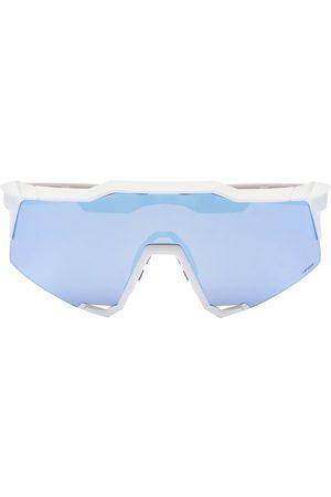 100% Eyewear Mężczyzna Okulary przeciwsłoneczne - White