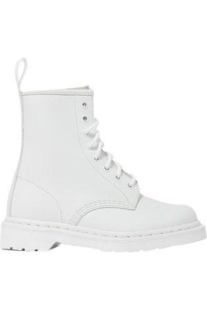 Dr. Martens Boots Biały, female, rozmiary: UK 7,UK 6,UK 3,UK 6.5,UK 5,UK 4