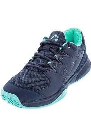 Head Braser 2.0 damskie buty tenisowe, Blue Dark Blue Teal Dbtq - 36.5 EU