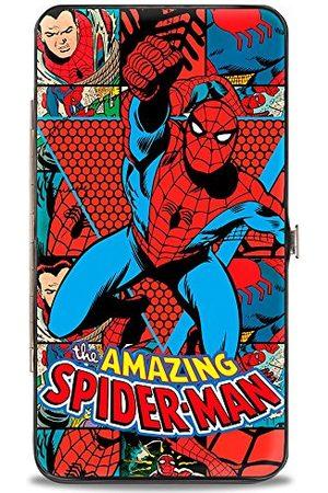 Buckle Buckle Down Damski portfel z zawiasami Spider-Man