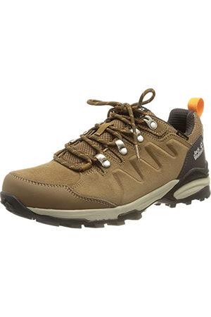 Jack Wolfskin Damskie buty trekkingowe Refugio Texapore Low W, morelowy - 42.5 EU