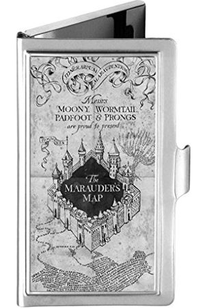 Buckle Męski portfel na wizytówki – Harry Potter, 10 cm x 7 cm