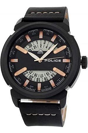 Police Męski zegarek na rękę - P14544JSB02A