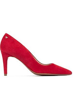 Martinelli Damskie buty Thelma 1489-3366a Uniform, czerwony - wiśnia koktajlowa - 42 EU