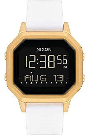 Nixon A1211-508-00 damski zegarek cyfrowy z silikonowym paskiem