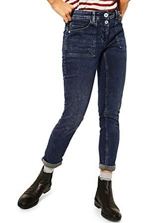 CECIL Dżinsy damskie, Blue Black, 33W x 30L