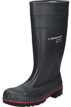 Dunlop A442631 S5 ACIF. Kolano GROEN 44, uniseks, dla dorosłych, długie kalosze gumowe, zielone (rozmiary) 08), 41 EU (7,5 UK)