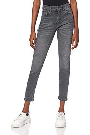 Cross Jeansy damskie Judy jeansy, ciemnoszare, normalne