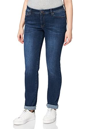 Cross Jeansy damskie Anya jeans, Ocean Blue, Normalmal