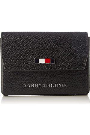 Tommy Hilfiger Męskie akcesoria biznesowe skórzane - portfel podróżny, , jeden rozmiar