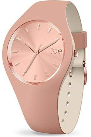 Ice-Watch ICE duo chic rumieniec - damski zegarek na rękę z paskiem silikonowym - 016980 (mały)