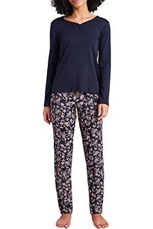 Schiesser Piżama damska długa piżama