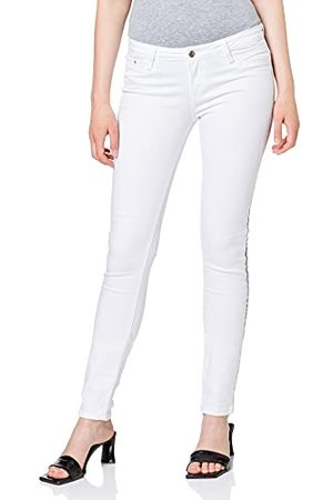 Cross Damskie dżinsy Adriana, (White 346), 27W x 34L