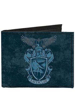 Buckle Męski zapinany płócienny bifold - portfel Harry'ego Pottera