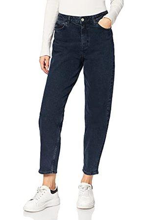 JACK & JONES Women's JJXX JXLISBON MOM HW CC4005 NOOS Jeans, Blue Denim, 26/30