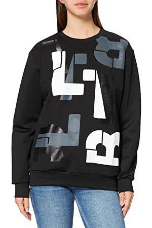 LTB Kobieta Swetry i Pulowery - Damski sweter Zinopi, Black 200, XL