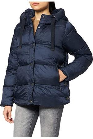 Mama Licious Kurtka damska Mlnolo Puffer Padded Short Jacket A, granatowy blezer, M