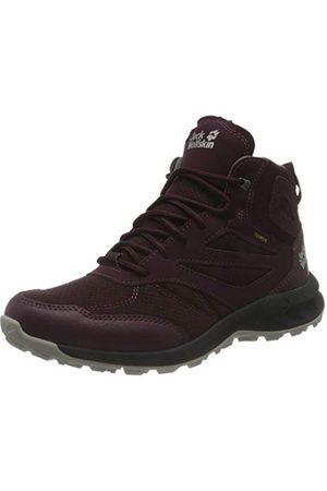 Jack Wolfskin Damskie buty outdoorowe Woodland Texapore Mid W, - - 37 eu