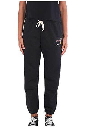 Hurley Damskie spodnie polarowe w Meyers do joggingu na co dzień wrzos S