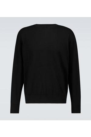 Givenchy Jersey de lana con parche de bandana